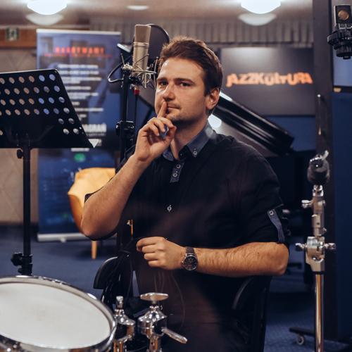 Marcin Postawa - akustyk, zdjęcie