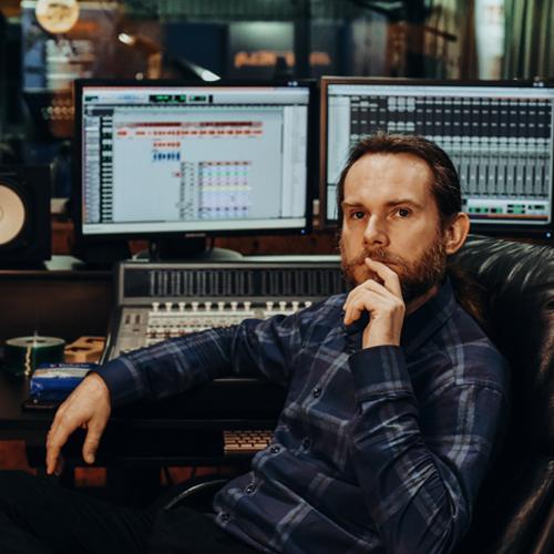 Michał Korpanty - akustyk, zdjęcie